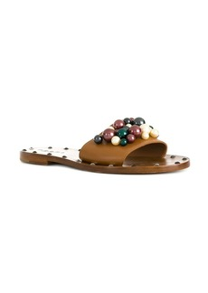 Marni pearl embellished sandals