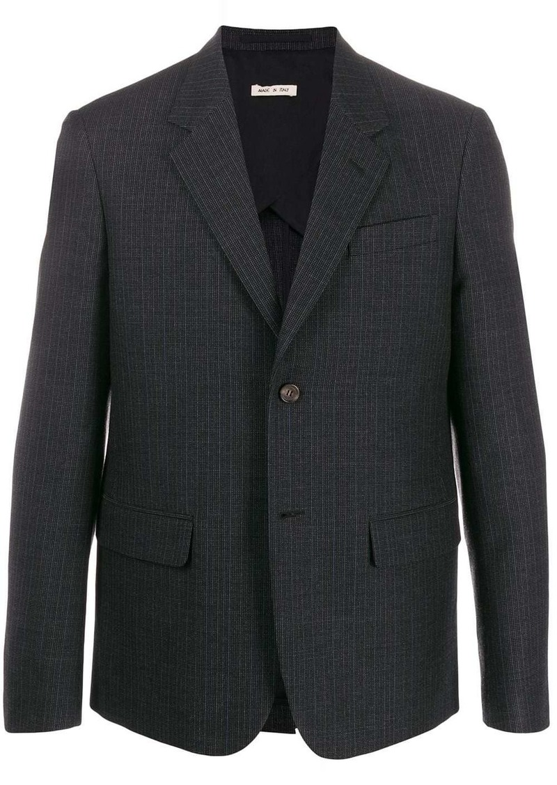Marni pinstriped tropical wool blazer