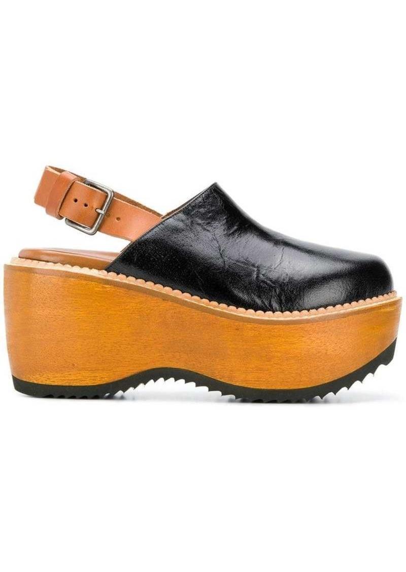 d0be6abbf98 Marni platform clog sandals