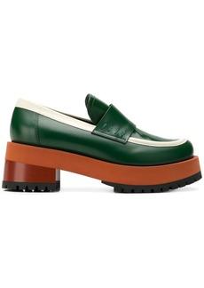Marni platform loafers
