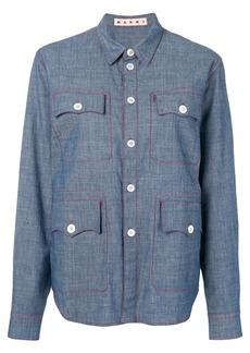 Marni pocket shirt