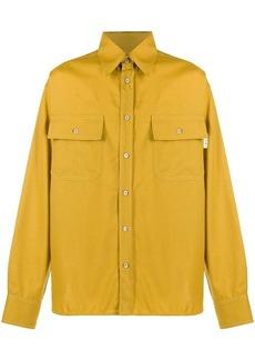 Marni pocketed military shirt