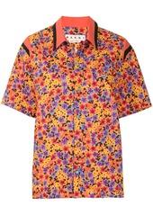 Marni Pop Garden-print shirt