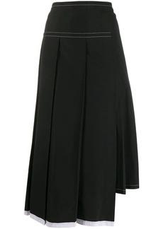 Marni reconstructed skirt