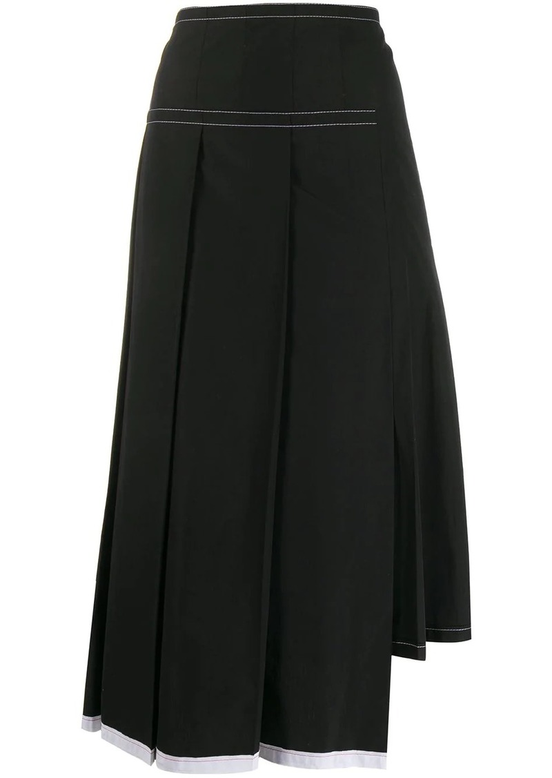 Marni reconstructed skirt