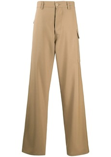 Marni relaxed straight-leg trousers