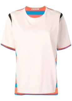Marni reversible striped T-shirt