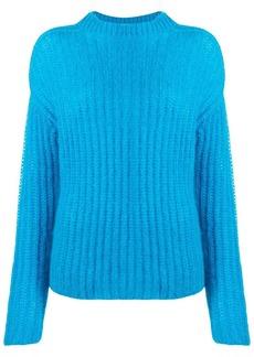 Marni rib knit jumper