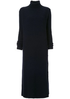 Marni ribbed knit midi dress
