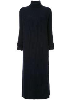 Marni ribbed knit midi dress