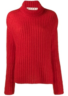 Marni ribbed sweater