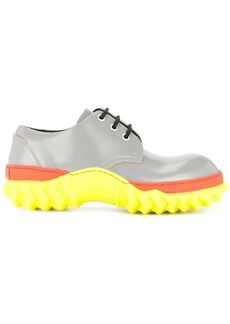 Marni ridged sole shoes