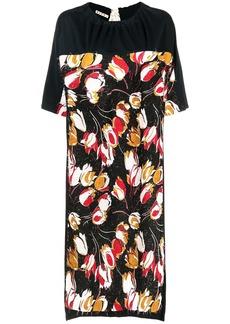 Marni floral-print T-shirt dress