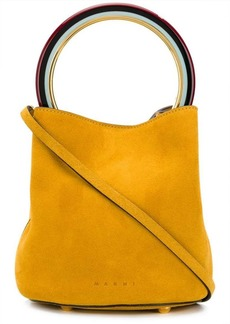 Marni round handle tote