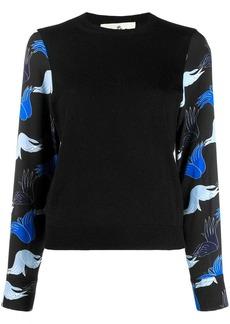 Marni x Bruno Bozzetto round neck sweater