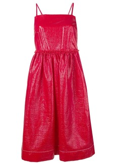Marni ruched party dress
