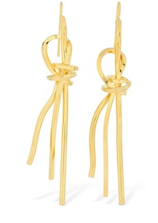Marni Sculpture Pendant Earrings