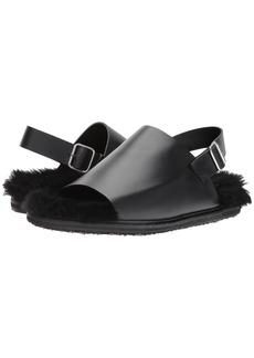 Marni Shearling Lined Sandal