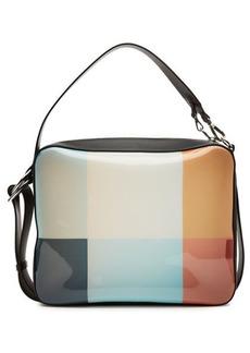 Marni Shoulder Bag with Leather
