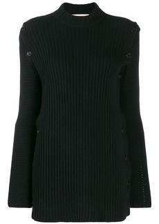 Marni side slit sweater