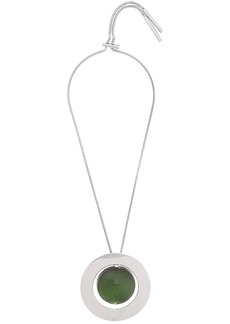 Marni single charm necklace