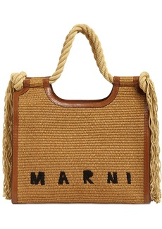 Marni Sm Marcel Canvas Summer Bag