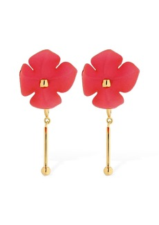 Marni Small Bicolor Flora Earrings
