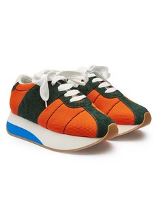 Marni Sneakers with Suede Leather and Mesh