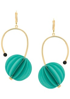 Marni sphere earrings