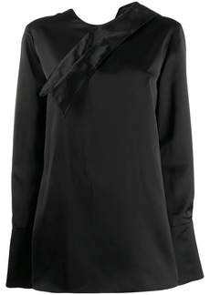 Marni spread collar blouse