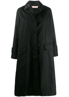Marni spread collar coat