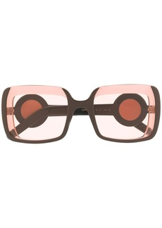 Marni square sunglasses