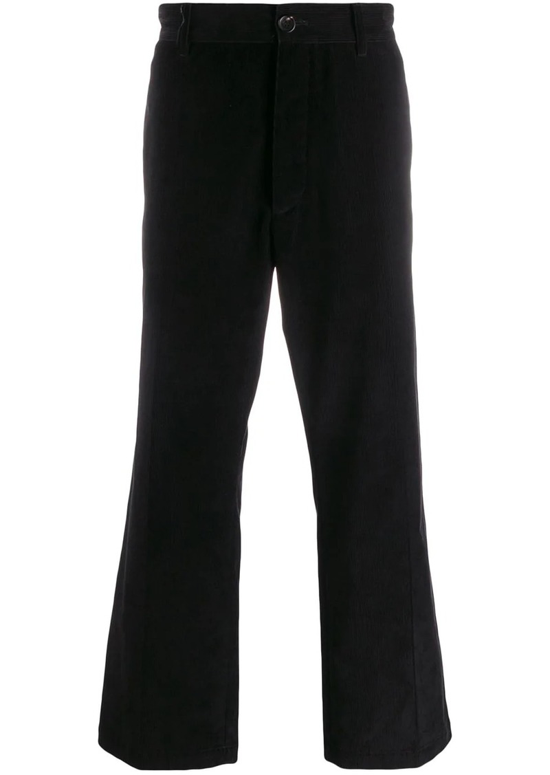 Marni straight-leg corduroy trousers