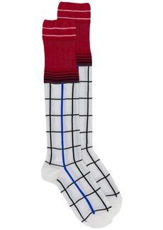 Marni striped ankle socks