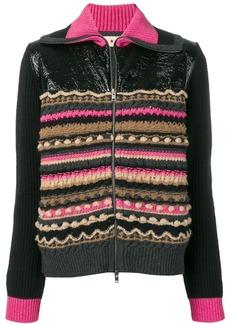 Marni striped knit jacket