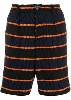 Marni striped shorts