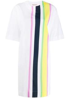 Marni striped T-shirt dress