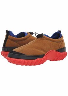 Marni Suede Slip-On Sneaker