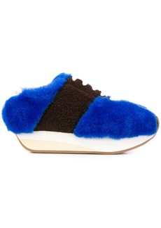 Marni textured Big Foot sneakers