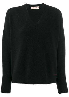 Marni textured knit jumper