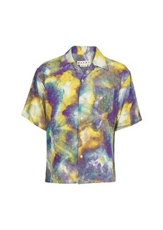 Marni Tie and dye shirt