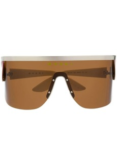 Marni tinted aviator sunglasses