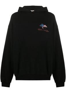 Marni tornado print hoodie