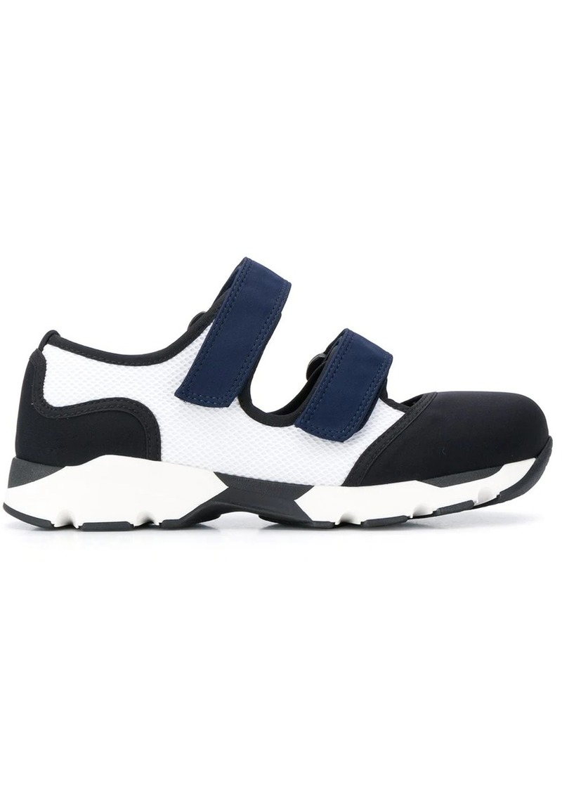 Marni touch strap low-top sneakers