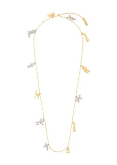 Marni toy charm necklace