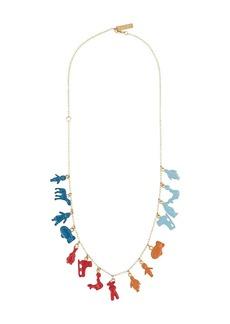 Marni toy pendant necklace
