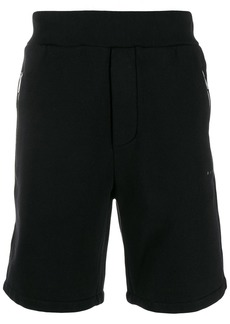 Marni embroidered logo track shorts