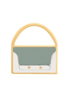 Marni Trunk bag brooch