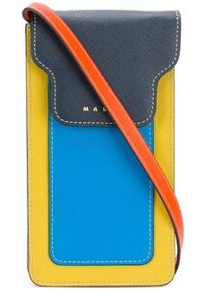 Marni Trunk phone pouch 18cmx9cm