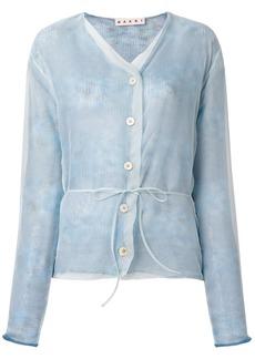 Marni V-neck button cardigan